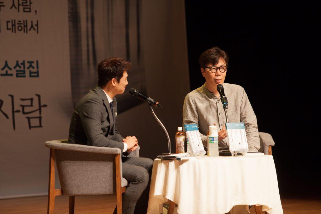 【韓文版編輯現場】閲讀金英夏的小說時,在我們身上發生的事情?