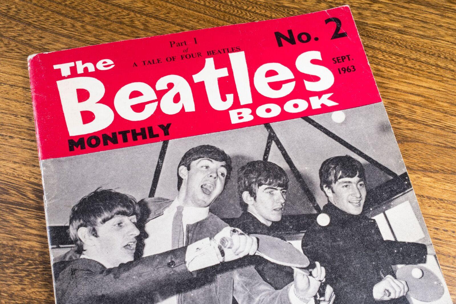 披頭四的音樂版權之爭:明明是要買自己的歌曲,為什麼得要付2000萬英鎊呢?這不是很奇怪嗎?